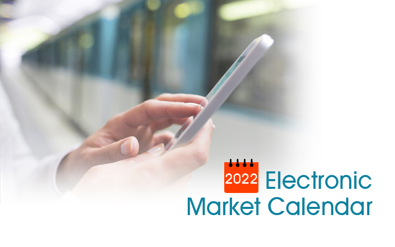 Electronic Market Calendar Available Now